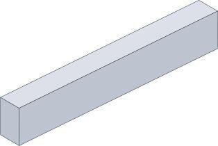 Балки прямоугольного сечения