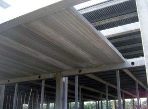 Влаштування міжповерхових перекриттів з пустотних плит вир-ва «Обербетон»