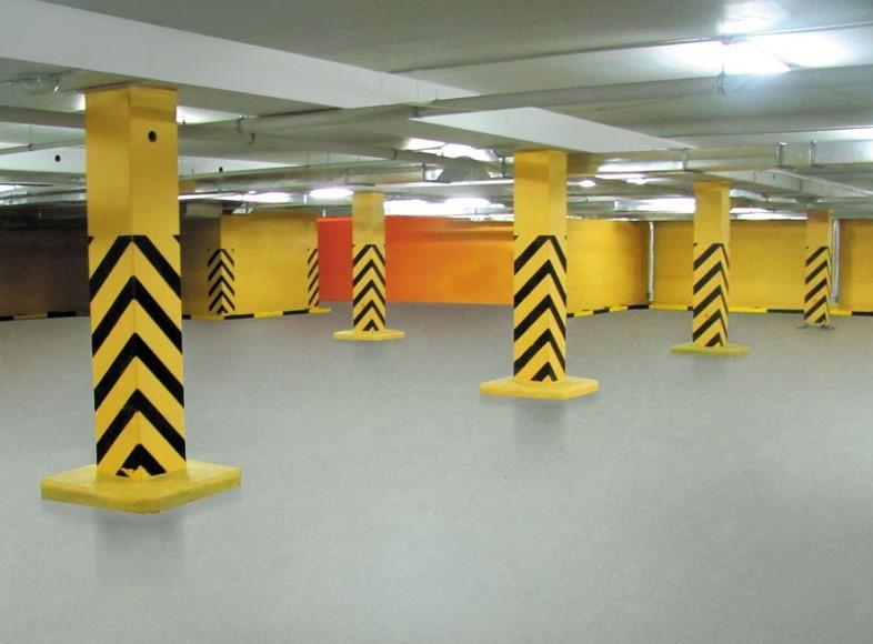 Підземний паркінг житлового комплексу «Гетьман Виговський», м. Рівне