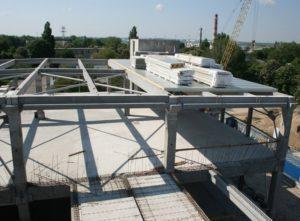 Будівництво цеху бортового харчування в Міжнародному аеропорту «Бориспіль»