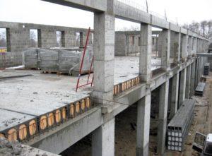Будівництво складського комплексу в с. Пухівка Київської обл.