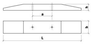 Ригель схема
