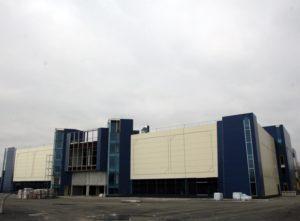 Новий торгово-розважальний центр, с. Петропавлівська Борщагівка, Київська обл.