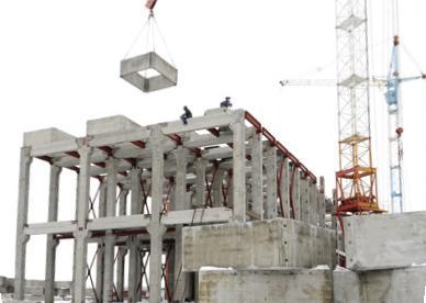 Збірні залізобетонні конструкції елеваторних ємностей монтаж