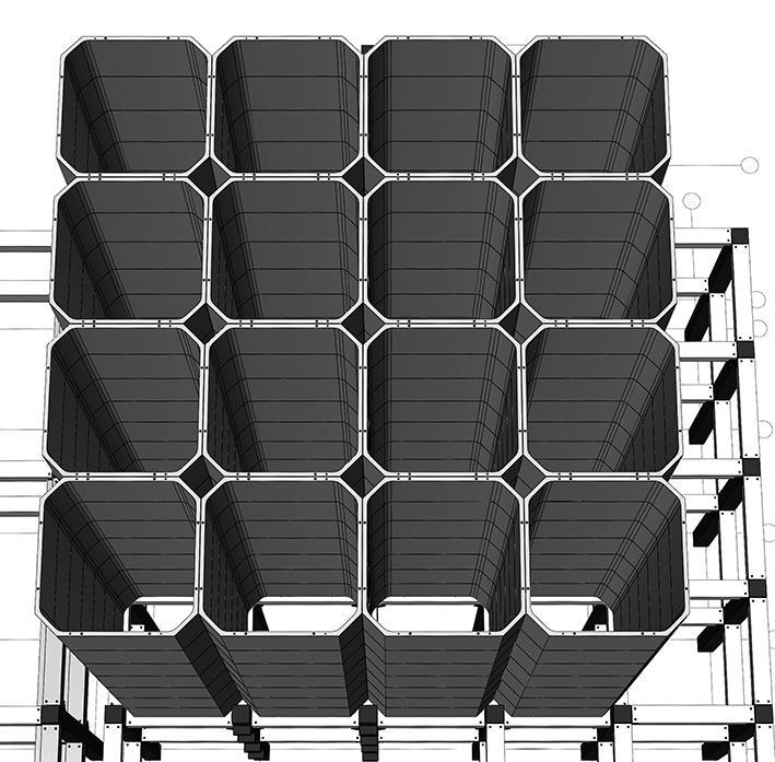 Збірні залізобетонні конструкції елеваторних ємностей креслення
