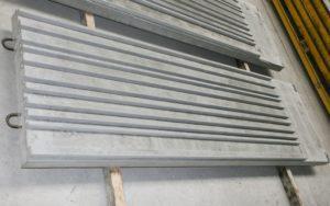 бірні залізобетонні панелі з фактурною поверхнею виробництва «Обербетон»