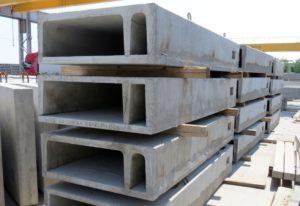 Залізобетонні вентиляційні блоки виробництва «Обербетон»