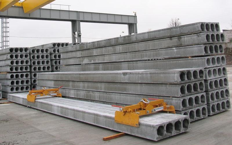 Пустотні плити перекриття товщиною 320 мм виробництва «Обербетон»