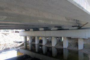 мостові балки довжиною 21 м та 24