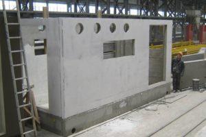 Комплексна трансформаторна підстанція у бетонному корпусі (КТПБ)