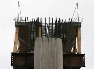 Будівництво пішохідного мосту на трасі Київ-Чоп, с. Березівка Житомирської області