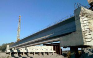 Будівництво шляхопроводу