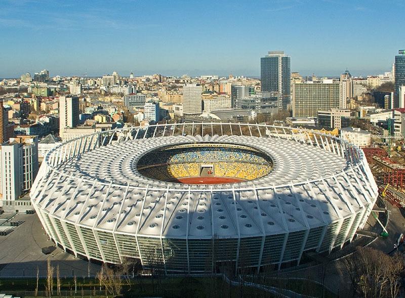 Олімпійський м. Київ