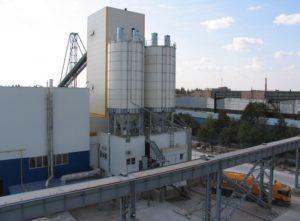 БЗВ заводу «Обербетон», м. Житомир
