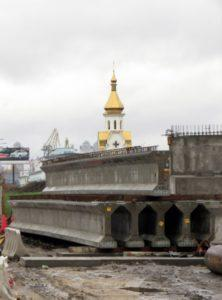 Преднапряженные мостовые балки производства «Обербетон»