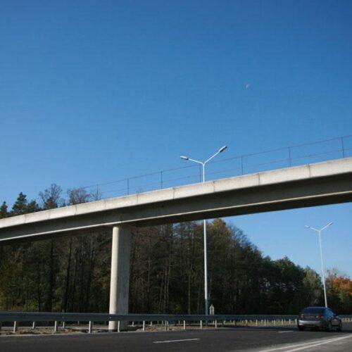 Пешеходный мост на трассе Киев-Чоп, с. Березовка Житомирской области